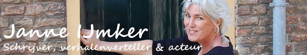 Janne IJmker | Schrijver, Verhalenvertellen en actrice
